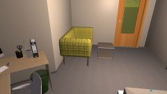 Raumgestaltung Steubenstraße 76 in der Kategorie Schlafzimmer