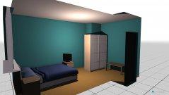 Raumgestaltung Steven1 in der Kategorie Schlafzimmer