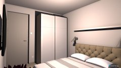 Raumgestaltung stijepo1 in der Kategorie Schlafzimmer