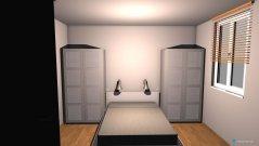 Raumgestaltung stijepo2 in der Kategorie Schlafzimmer