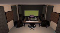Raumgestaltung studio 3 in der Kategorie Schlafzimmer