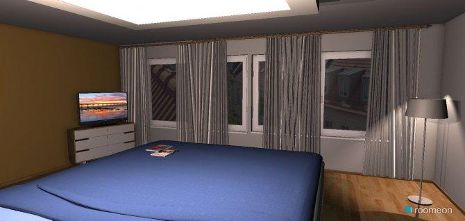 Raumgestaltung Studio Standard in der Kategorie Schlafzimmer