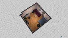 Raumgestaltung Südstraße 83 2 in der Kategorie Schlafzimmer