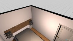 Raumgestaltung Susi Sz in der Kategorie Schlafzimmer