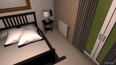 Raumgestaltung sypialania in der Kategorie Schlafzimmer