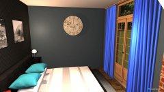 Raumgestaltung sypialna piętro in der Kategorie Schlafzimmer