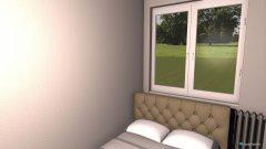 Raumgestaltung SYPIALNIA 3 in der Kategorie Schlafzimmer