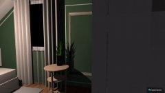 Raumgestaltung sypialnia Groblice in der Kategorie Schlafzimmer