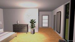 Raumgestaltung sypialnia master in der Kategorie Schlafzimmer