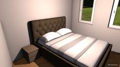 Raumgestaltung sypialnia przy salon 3 in der Kategorie Schlafzimmer