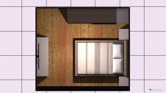 Raumgestaltung sypialnia- rodzice in der Kategorie Schlafzimmer