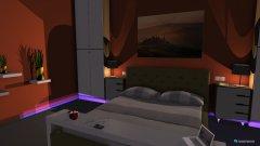 Raumgestaltung Sypialnia S in der Kategorie Schlafzimmer