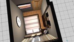 Raumgestaltung sypialnia2 in der Kategorie Schlafzimmer