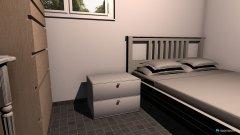 Raumgestaltung sz 2 in der Kategorie Schlafzimmer