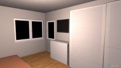 Raumgestaltung sz eltern 3 in der Kategorie Schlafzimmer