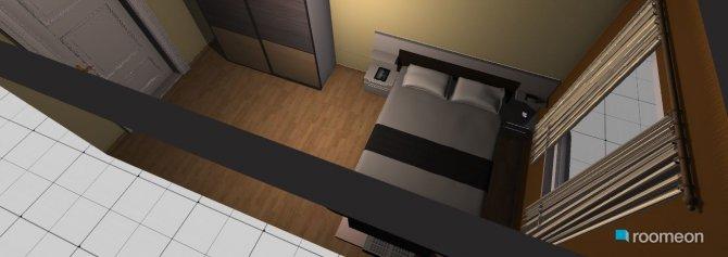 Raumgestaltung SZ Steffi in der Kategorie Schlafzimmer