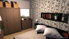 Raumgestaltung SZ2 in der Kategorie Schlafzimmer