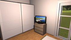Raumgestaltung SZ_dusche in der Kategorie Schlafzimmer