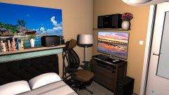Raumgestaltung szobám in der Kategorie Schlafzimmer