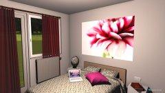 Raumgestaltung Szoba 1 in der Kategorie Schlafzimmer