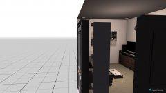 Raumgestaltung Szoba in der Kategorie Schlafzimmer