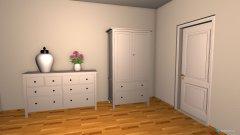 Raumgestaltung Szpielnia in der Kategorie Schlafzimmer