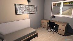 Raumgestaltung szymon in der Kategorie Schlafzimmer