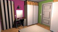 Raumgestaltung Tami 1 in der Kategorie Schlafzimmer