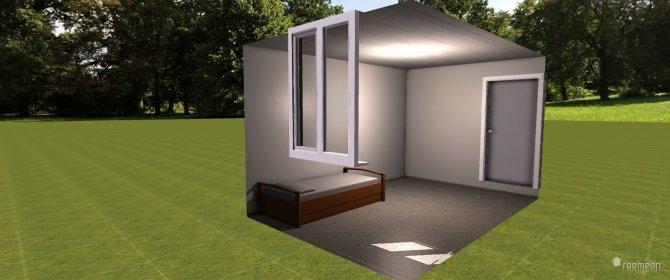 Raumgestaltung Tanja Arhitekta in der Kategorie Schlafzimmer
