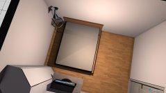 Raumgestaltung tanjung2 in der Kategorie Schlafzimmer