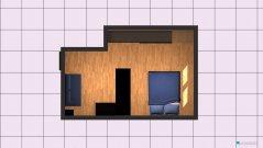 Raumgestaltung Tann's room in der Kategorie Schlafzimmer