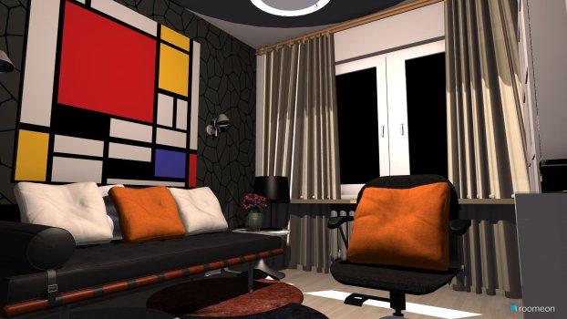 Raumgestaltung TaoChyans new rOom in der Kategorie Schlafzimmer