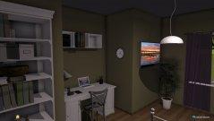 Raumgestaltung Teen's Girl Room in der Kategorie Schlafzimmer