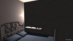 Raumgestaltung Teenager Room in der Kategorie Schlafzimmer