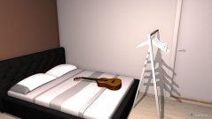 Raumgestaltung Teenager Zimmer in der Kategorie Schlafzimmer
