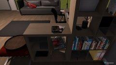 Raumgestaltung Teenie in der Kategorie Schlafzimmer