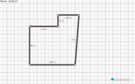 Raumgestaltung test1 in der Kategorie Schlafzimmer