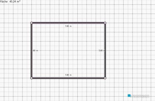 Raumgestaltung test in der Kategorie Schlafzimmer