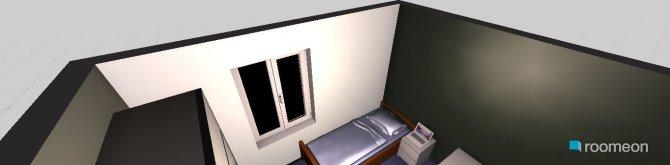 Raumgestaltung Teste quarto in der Kategorie Schlafzimmer