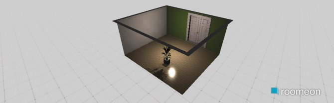 Raumgestaltung testing 1 in der Kategorie Schlafzimmer