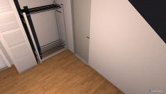 Raumgestaltung testroom in der Kategorie Schlafzimmer