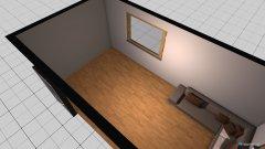 Raumgestaltung Testwohung in der Kategorie Schlafzimmer