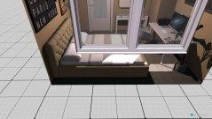 Raumgestaltung the end in der Kategorie Schlafzimmer