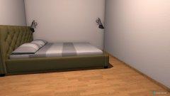 Raumgestaltung thomas1 in der Kategorie Schlafzimmer