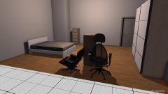 Raumgestaltung Thomas in der Kategorie Schlafzimmer