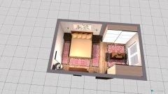 Raumgestaltung tim schlaf in der Kategorie Schlafzimmer
