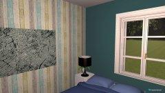 Raumgestaltung Tim und Tascha Schlafzimmer in der Kategorie Schlafzimmer