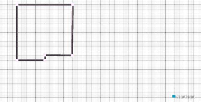 Raumgestaltung Tim  in der Kategorie Schlafzimmer