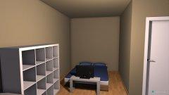 Raumgestaltung Timmer 2 in der Kategorie Schlafzimmer
