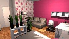 Raumgestaltung Timna Zimmer 2 in der Kategorie Schlafzimmer